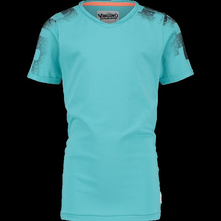 Vingino T-Shirt HADDY dolphin blue