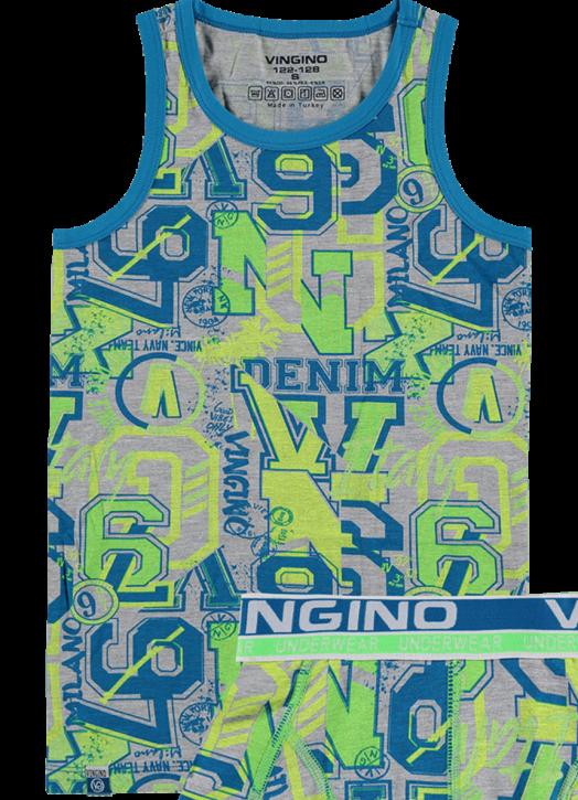 Vingino Unterhemd / Tank SEM neon green