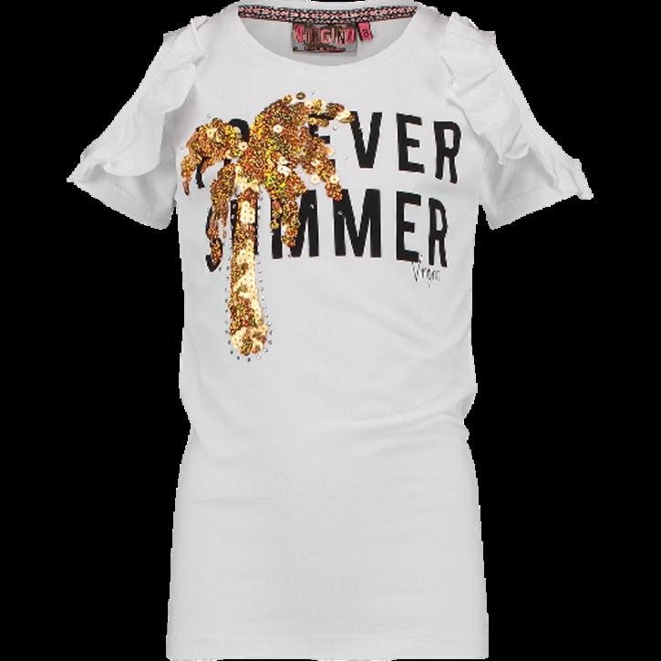 Vingino T-Shirt IVA real white