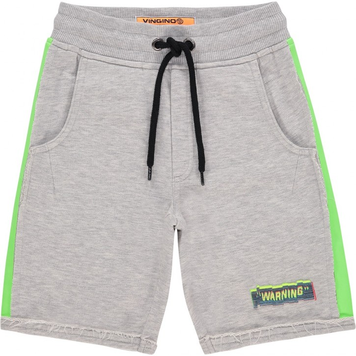 Vingino Sweat-Bermudas/Shorts RAG light grey mele