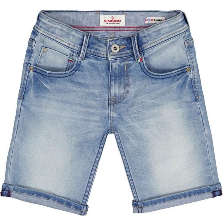 Vingino Jeans Bermudas CHARLIE light bleach