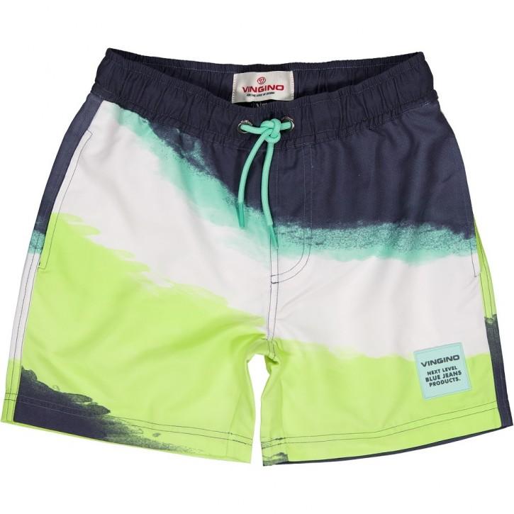 Vingino Bade-Bermuda/Shorts XIPPE chill yellow