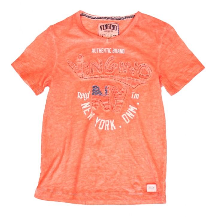 Vingino T-Shirt HENDO dark peach