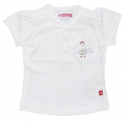 Ducky Beau T-Shirt weiss