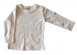Whoopi Basic Shirt / Longsleeve offwhite