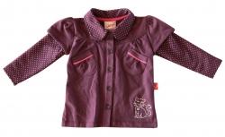Whoopi Shirt night-berry