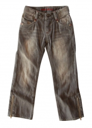 Whoopi Jeans grey denim