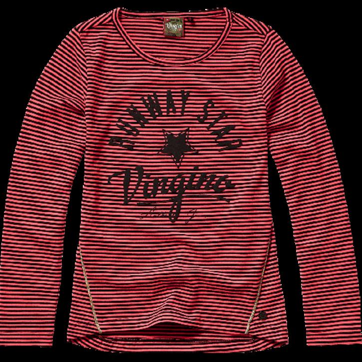 Vingino Langarm-Shirt/Longsleeve JOESKE neon pink