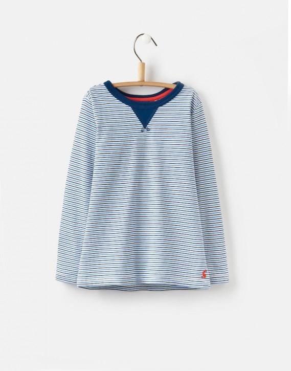Joules Jungen Langarm-Shirt/Longsleeve BRETON Streifen