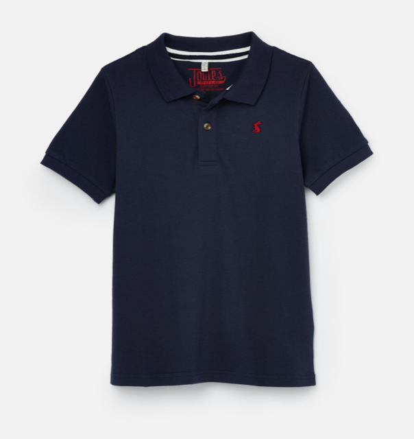 Joules Jungen Polo-Shirt WOODY navy