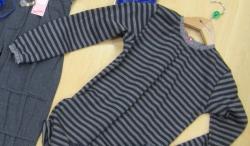 Kiezel-tje Langarm-Shirt/-Tunika Streifen