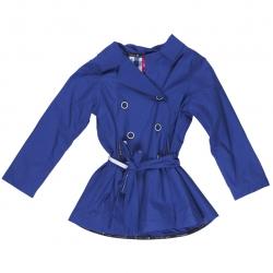 Kiezel-tje Jacke / Blazer / Trenchcoat blau