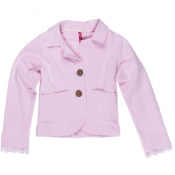 Kiezel-tje Jacket / Blazer light pink