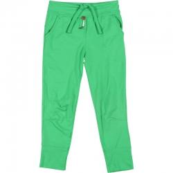 Kiezel-tje Sweat-Chino grün