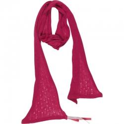 Kiezel-tje Schal Ajour pink