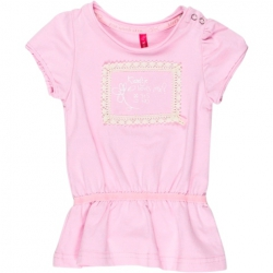 Kiezel-tje Mini Kleid light pink