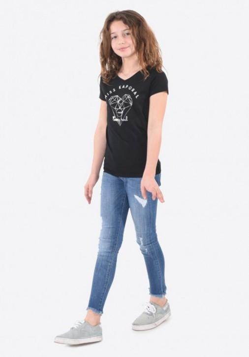 Kaporal T-Shirt FAUVEE black
