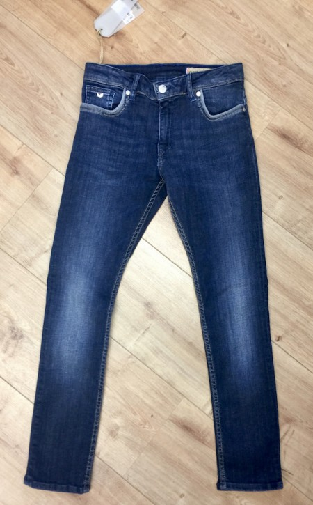 Kaporal Jeans Slim fit Stretch IBRIDE crak