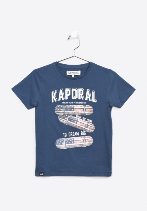 Kaporal T-Shirt ROADE blue us