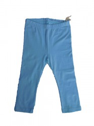 Paglie Basic Capri-Legging mint (blue light)