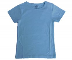 Paglie Basic T-Shirt mint (blue light)