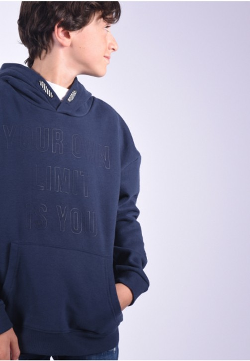 Kaporal Kapuzen-Sweat-Shirt MAHE navy