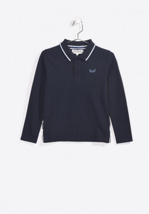 Kaporal Polo-Langarm-Shirt/Longsleeve MASOC navy