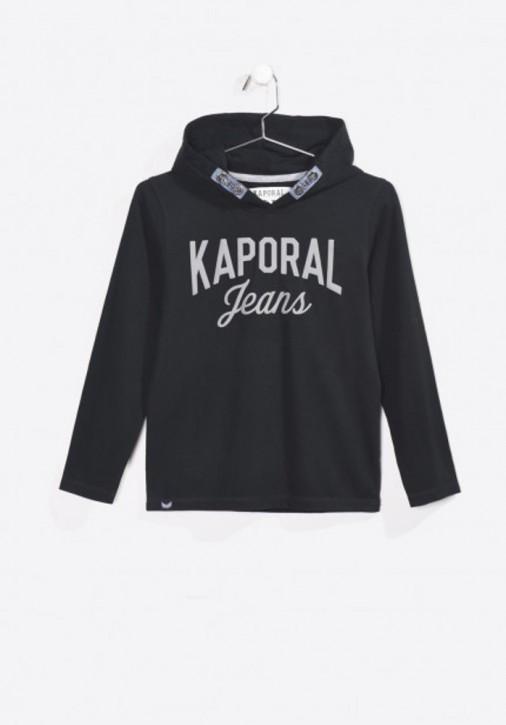 Kaporal Kapuzen-Shirt/Longsleeve MIKAL black
