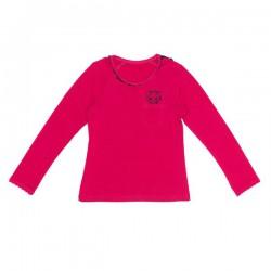 Mim-Pi Basic-Langarm-Shirt/Longsleeve pink