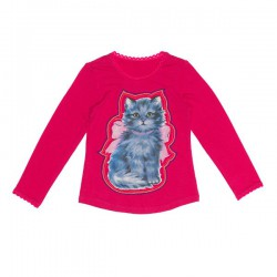 Mim-Pi Langarm-Shirt/Longsleeve Pussycat pink