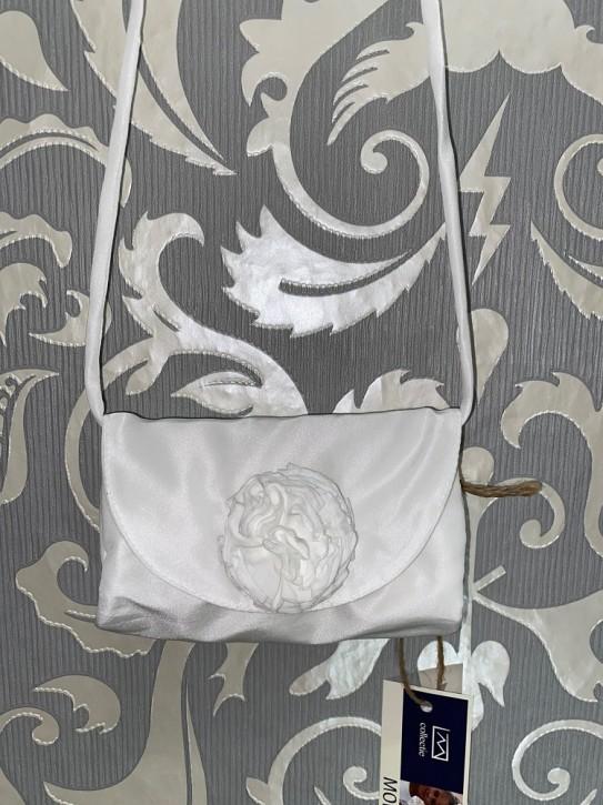 MONNY Tasche passend zu Kommunionkleid Z21-08 ecru