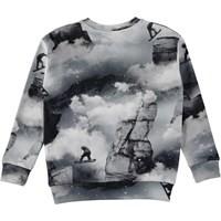 Molo Jungen Langarm-Shirt/Longsleeve MORELL Snowboarder