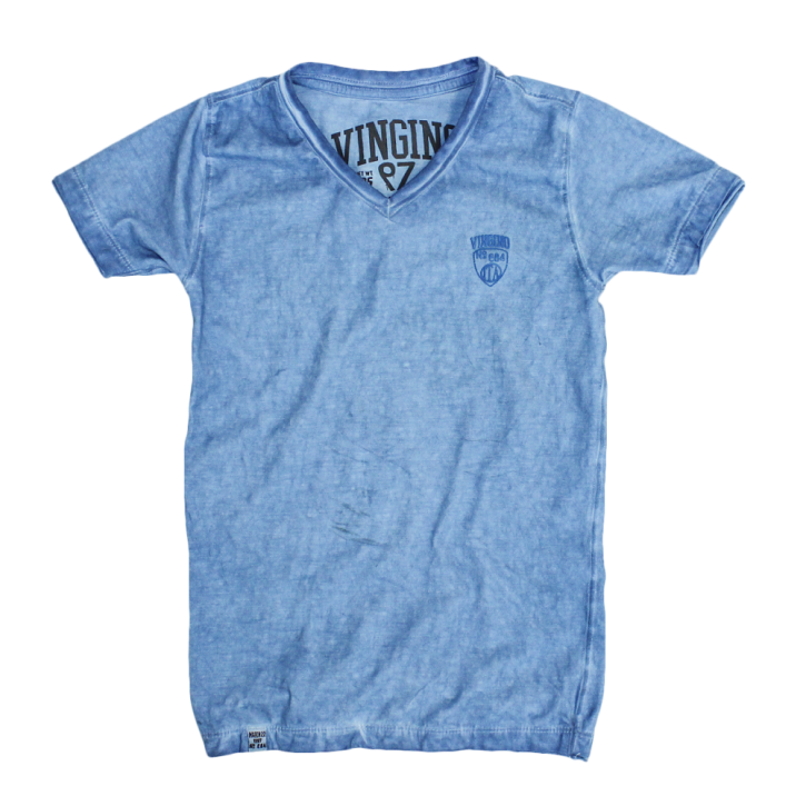 Vingino T-Shirt V-Neck HYLKE classic blue