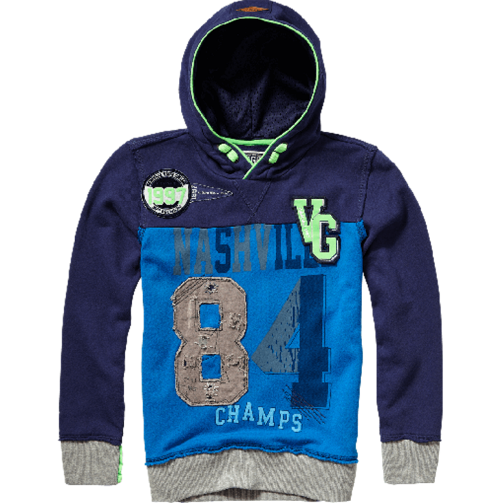 Vingino Kapuzen-Sweat-Shirt NEDY skyfull blue