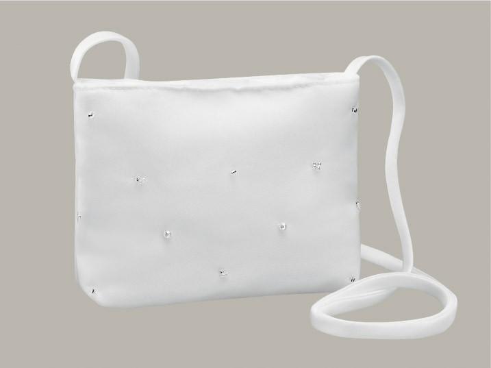 Emmerling  Kommunion-Tasche ORALEE white