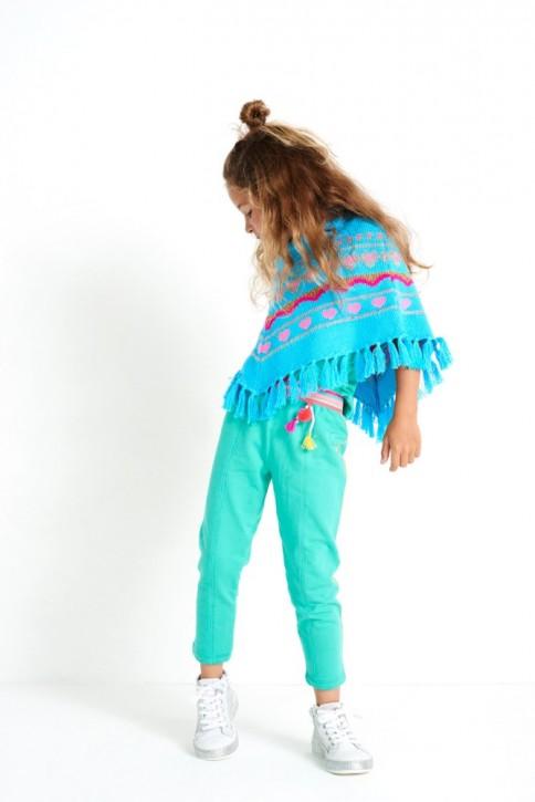 Mim-Pi Poncho blue
