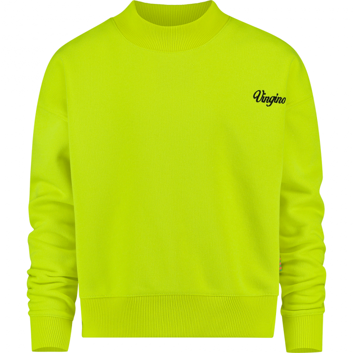 Vingino Sweat-Shirt NEIROMI neon yellow