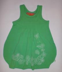 Paglie Jersey-Kleid / Tunika grün