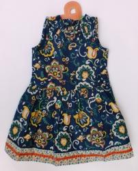 Paglie Kleid blau