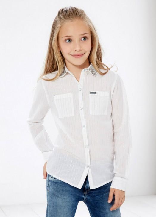 Pepe Jeans London Bluse SOFIA white