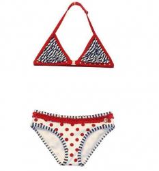 Pezzo D´oro Bikini red