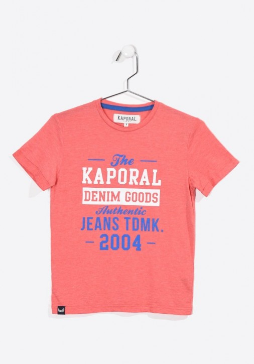 Kaporal T-Shirt RAPYE blood