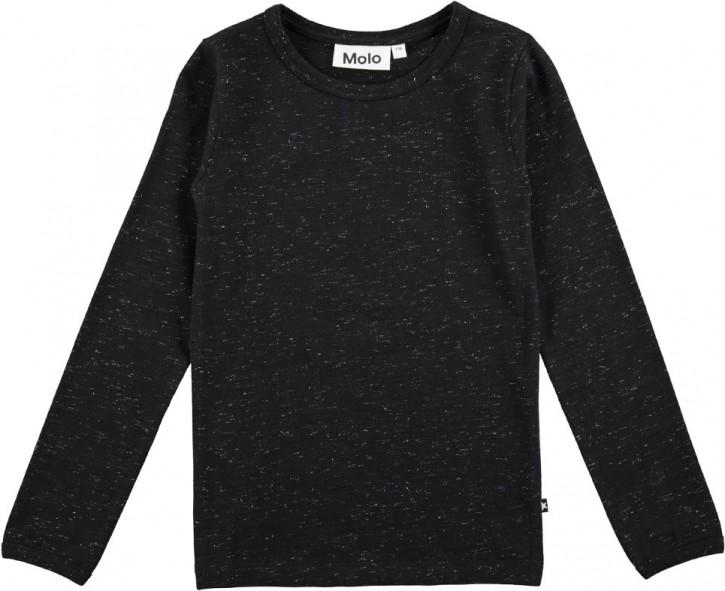 Molo Mädchen Langarm-Shirt/Longsleeve RAMONA black