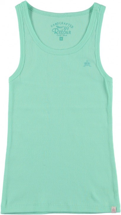 RETOUR DENIM Basic Top SHEILA D mint