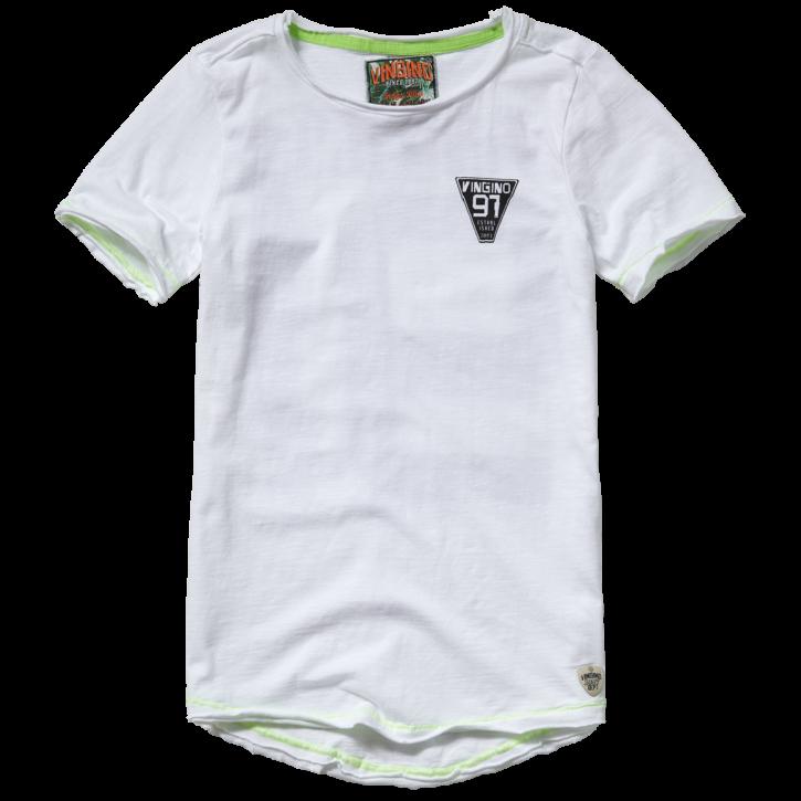 Vingino T-Shirt HARDY real white