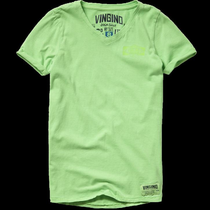 Vingino T-Shirt HENDRO neon green