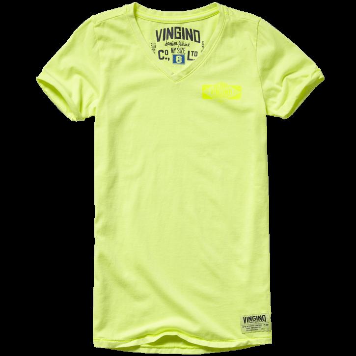 Vingino T-Shirt HENDRO neon yellow