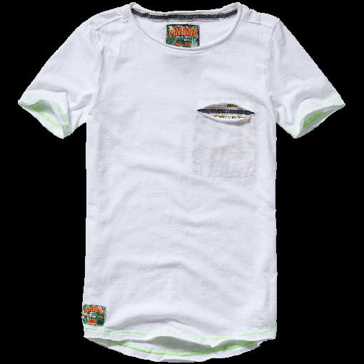 Vingino T-Shirt HUNAN real white