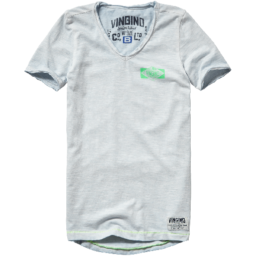 Vingino T-Shirt HUNT pearl grey