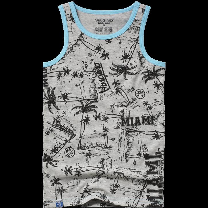 Vingino Unterhemd / Tank MIAMI beach blue